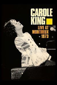 Cover Carole King - Live At Montreux 1973 [DVD]